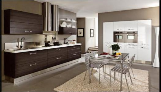 Dfa tre stelle - Colori per pareti cucine moderne ...
